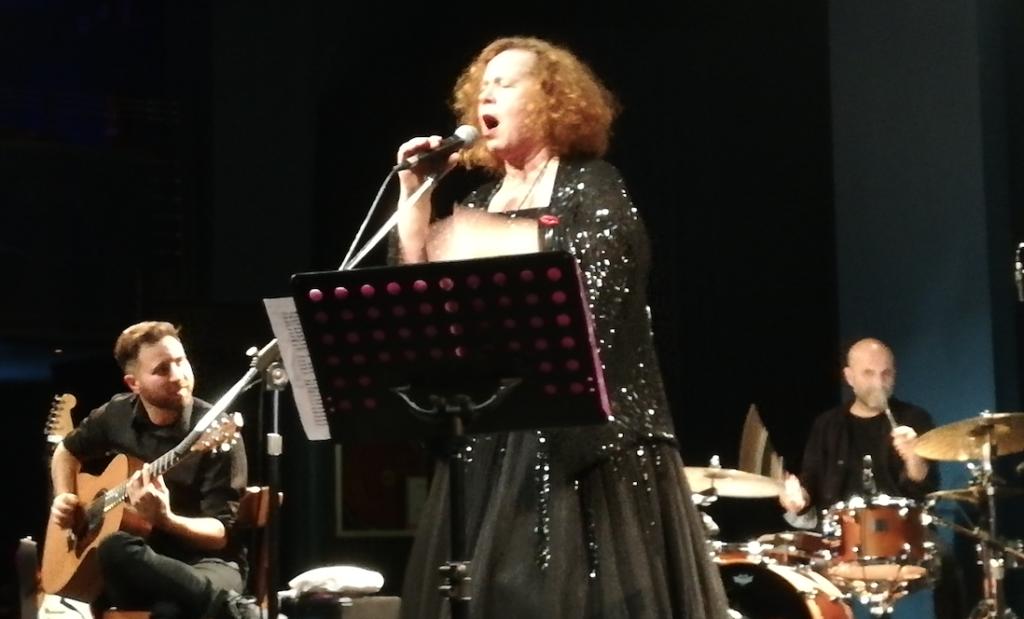 Sarah Jame Morris al Blue Note