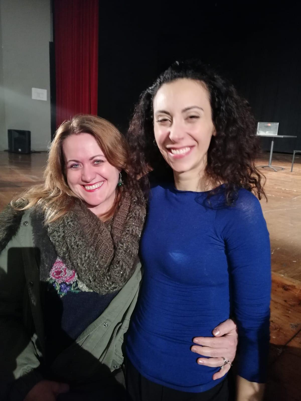 Melody Bach e Francesca Puglisi